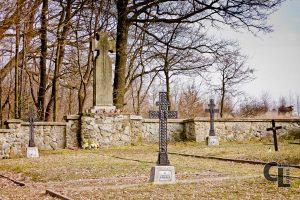 Cmentarz wojenny z I Wojny Światowej nr 15 w Harklowej